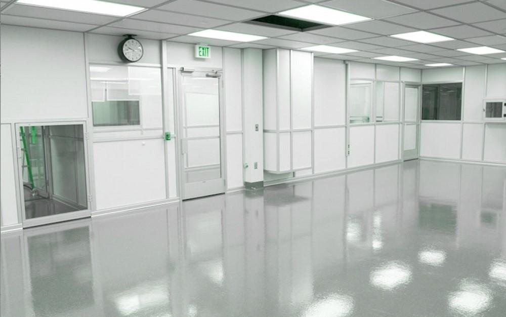 kiểm soát chênh áp trong phòng sạch