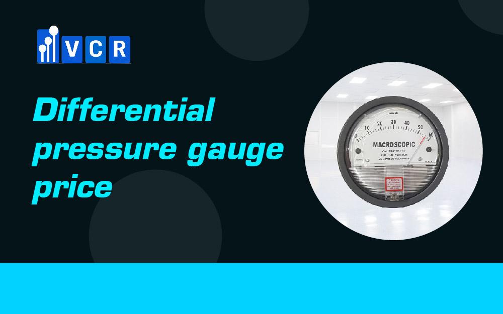 differential pressure gauge price