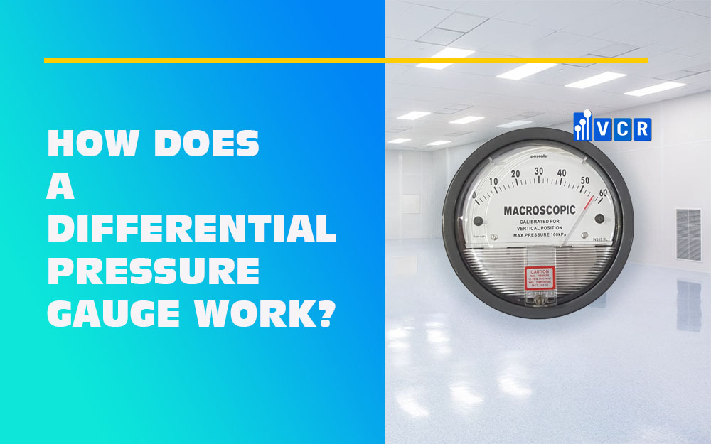 differential pressure gauge working principle